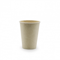 Bagasse singlewall kop - 360 ml (12 oz)