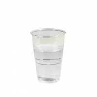 PLA glas - 280 ml (9 oz)