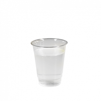 Bioplast glas (PLA) - 250 ml (8 oz)