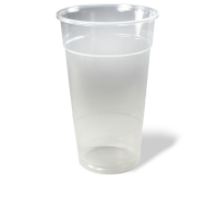 600 ml (20 oz) PP glas