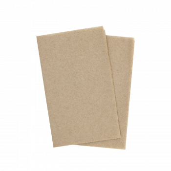 Interfold serviet, 100% recycled